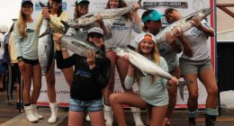 32nd Annual Ladies Fishoff Tournament Results